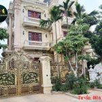 Công ty cổng nhôm đúc tại Hà Nội uy tín chất lượng giá rẻ nhất